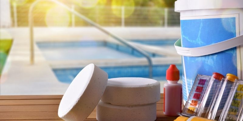 Pool Service_ Chemicals